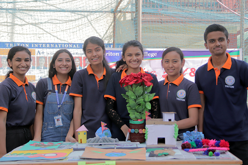 Intra-College Painting Art & Craft Competition