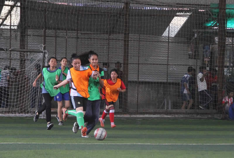 Triton Intra-College Futsal Competition 2076