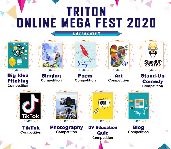 Triton Online Mega Fest 2020