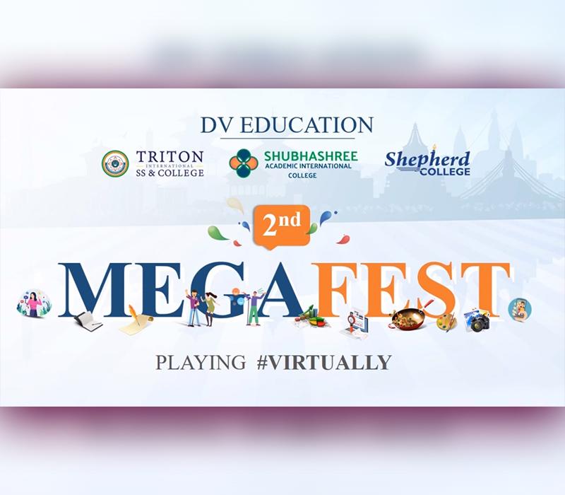 DV Education 2nd Mega Fest 2078